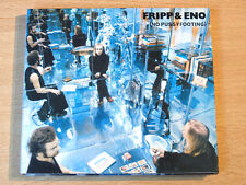 Roger Fripp & Brian Eno/No Pussyfooting/2008 Double CD Album