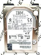 IBM 18.14GB TravelStar DJSA-220 IDE 07N5642 F80310 Hard Drive WIPED & TESTED
