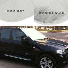 Windshield Cover Snow For Car Dust Frost Guard Winter Protector Without Magnetic