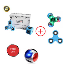 SALE LOT 30 Set Pcs Fidget Toys Spinner/cube SILICONE /transparent LE/ BALL SPIN