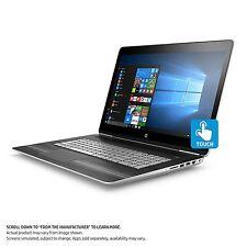 """HP Touch 17t Laptop 17 17.3"""" i7-7700HQ Quad 16GB 128GB 1TB 4GB 1050 Backlit Key"""