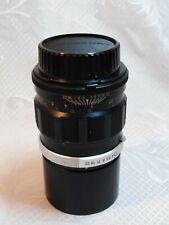 Minolta MC Tele Rokkor Lens 135mm f/2.8 Made In Japan
