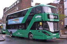 Nottingham City Transport Bus No.404 23rd OCTOBER 2017 6x4 Quality Bus Photo