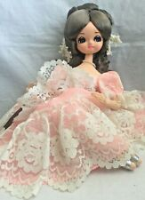 Very Rare Beautiful Doll. 11 1/2 in tall. Made in Japan
