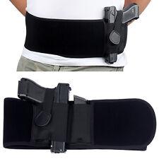 Military Hold Pistol Gun Holster Concealed Tactical Waist Belt Hand Gun Holder