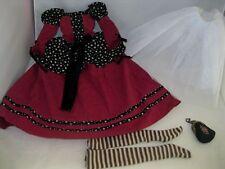 SD Kaye Wiggs Dollstown DOLLHEART DRESS SET BJD ball joint doll clothes
