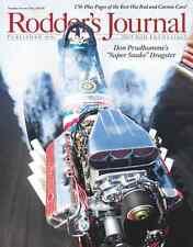 Rodders Journal 72B;Hot RatRod,Gasser, Snake Dragster