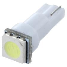 HU 10x Ampoule T5 Led Smd Blanc Pour Compteur Tableau De Bord Dc12v Lampe Tuning