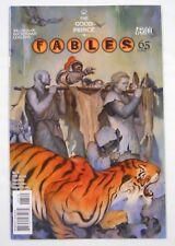 DC-Vertigo Comics Fables #65 (2007)