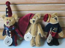 Boyds 3 Wuzzies-Timothy, Twizzle and Tumble