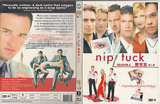 Nip/Tuck-2003/10-TV Series USA-Season Four-Subtitles Chinese-2 Disc-DVD