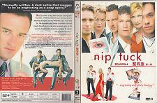 Nip/Tuck-2003/10-TV Series USA-Season Four-Subtitles Chinese-2 Disc-DVD