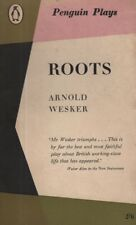 "PENGUIN PLAYS - ""ROOTS"" BY ARNOLD WESKER - BERNARD LEVIN PREFACE - 1st Edn(1959)"