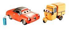 CARS 2: 1:55 DOPPELPACK MIT SHAWN KRASH ALFA ROMEO & SAL MACHIANI PIAGGIO APE