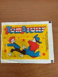 Bustina sigillata figurine di Tom Story - Eri Junior 1981 - ed. Lampo -