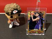 2019-20 Panini Prizm TY Jerome Rookie Orange Cracked Ice Prizm #268 Suns!