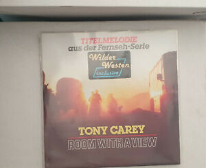 """Tony Carey – Room With A View """"7 Single"""" Vinyl Zustand: VG"""