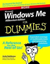 MORE Microsoft Windows Me For Dummies