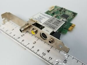 Dell Hauppauge WinTV-HVR-1250 PCIe x1 Video Card ATSC/QAM TV Tuner Card W817D