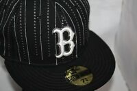 Boston Red Sox  New Era MLB Grey Dimple  59Fifty,Hat,Cap      $ 36.99       NEW