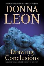 Drawing Conclusions (Commissario Guido Brunetti, No. 20) Leon, Donna Hardcover