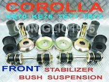 FRONT STABILIZER BUSH SUSPENSION TOYOTA COROLLA KE70 KE75 TE71 TE72