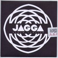 JAGGA Album Sampler UK numbered + sealed 4-trk promo test CD