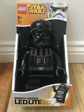 Lego Star Wars Darth Vader Led Lite Torch night light new