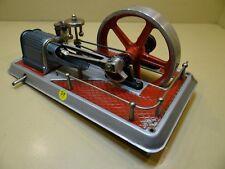 Komplettes Aggregat Wilesco D20 / 50er Jahre /  Selten / Dampfmaschine