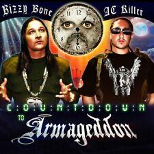 "Bizzy Bone & AC Killer's New Album ""Countdown to Armageddon"""