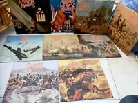 Vintage Tunes Of Glory Readers Digest 8 x Vinyl Record LP Albums Box Set Music