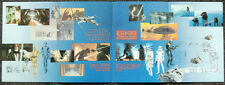 STAR WARS & THE EMPIRE STRIKES BACK REPRO 1981 RE-RELEASE POSTER BOOKLET NOT DVD