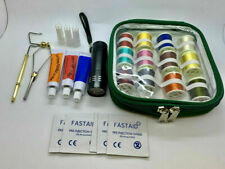 Fly Tying Kit with Light, Thick, Flexible UV Glue Resin, 9 LED UV Torch, Floss