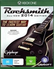 Rocksmith 2014 Real Tone Cable  Xbox One Ubisoft Videospiel Gaming PAL Musik