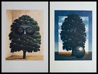 Michael Hasted The Big Parade & Random Selection 2 Lithos  Surreal ART
