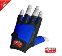 2Fit Weight Lifting Gloves Gym Fitness Workout Sport Half Finger Cycling Glove