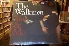 The Walkmen You & Me LP sealed vinyl + mp3 download