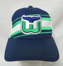 "Hartford Whalers Mens Size Small/Medium ""Line Change"" Baseball Cap Hat E1 694"