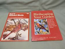 2 Different Books, How to Attract Birds To Your Home