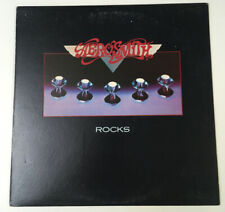 Aerosmith - Rocks LP - Original 1976. Columbia PC 34165 - VG+ Vinyl