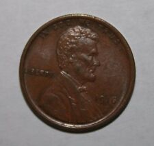 1916 Lincoln Wheat Cent HJ11