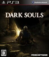 USED PS3 Dark Souls Japan Form Softwear Free Shipping SONY Play Station3