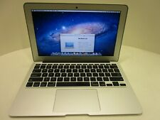 Apple MacBook Air 5,1 Core i5 1.7GHz 60GB SSD 11-inch Mid 2012 OS X Loaded