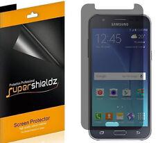 2X Supershieldz Privacy (Anti-Spy) Screen Protector saver For Samsung Galaxy J7