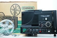 """""""Rare! NMint"""" CHINON SOUND 9000 Super 8 Magnetic & Optical 8mm Movie Projector"""
