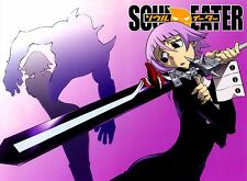"❤️ Soul Eater - Crona Poster Silk anime art wall decor size 25x34"" SoE11"