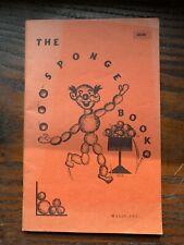 The Sponge Book (Goshman, Gardner, Grant, Crandall, etc) -Tmgs Book-Mania