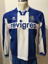 CAMISETA VINTAGE FC OPORTO TALLA M SHIRT 1997/1998 MANGA LARGA