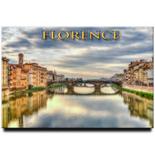 Florence fridge magnet Italy travel souvenir
