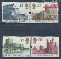 Großbritannien 1396II-1399II Type II postfrisch 1994 Freimarken (8470538